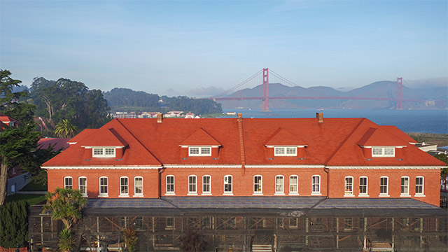Presidio Lodging Under Construction San Francisco, California