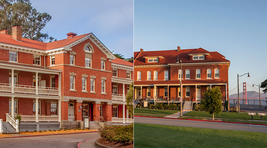 Inn At The Presidio And Lodge Hotels